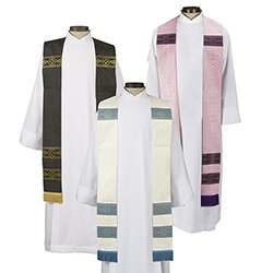 Avignon Collection Overlay Stoles - Set of 3