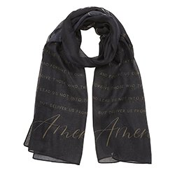 Prayer Scarf - Our Father