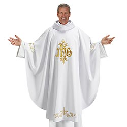 IHS Gothic Chasuble