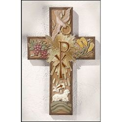 Confirmation Symbols Cross - 4/pk