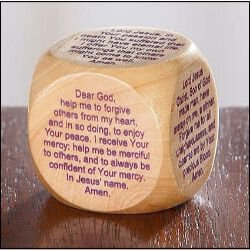 Lenten Prayer Cube™ - 12/pk