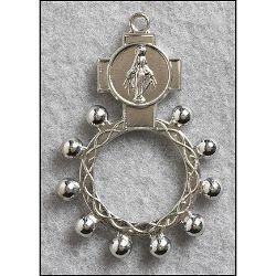 Miraculous Rosary Ring - 50/pk