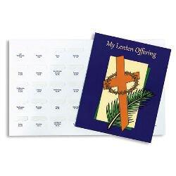 My Lenten Offering Folder - 50/pk