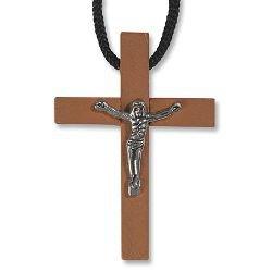 Crucifix Pendant - 24/pk