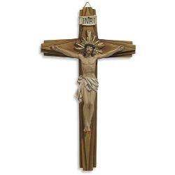 Layered Wall Crucifix