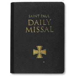 Saint Paul Daily Missal - Black