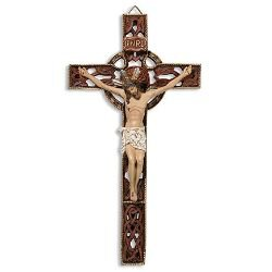 Celtic Wall Crucifix