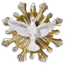 Holy Spirit Wall Plaque