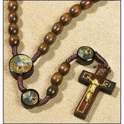 St. Michael Devotional Cord Rosary
