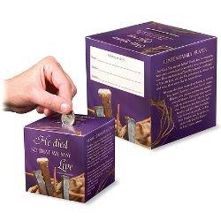 Crown of Thorns Family Lenten Offering Box - 50/pk