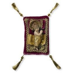 Christ Child On Pillow - 3/PK
