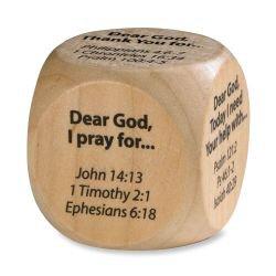 Prayer Starters Prayer Cube™