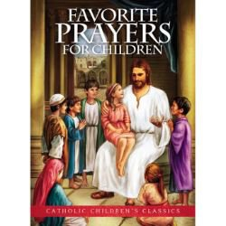 Aquinas Kids® Picture Book - Favorite Prayers for Children