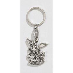 St. Michael Key Chain