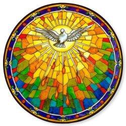 Holy Spirit Static Stickers