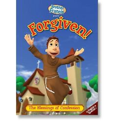 Brother Francis DVD Series: Forgiven!