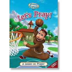 Brother Francis DVD Series: Let's Pray!