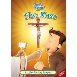 Brother Francis DVD Series: The Mass