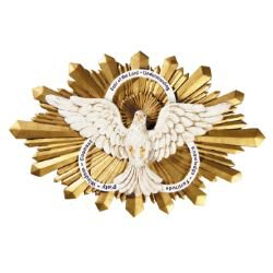 Gifts of the Spirit Confirmation Wall Plaque