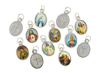Catholic Jewelry, Saint Medals, Miraculous Medals | Autom