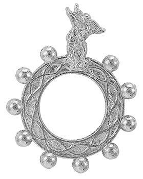 St. Michael Rosary Ring - 50/pk