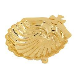 Baptismal Shell - Gold Plated