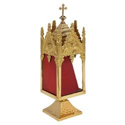 Reliquary with Square Base