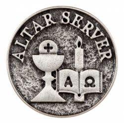 Altar Server Lapel Pin - 12/pk