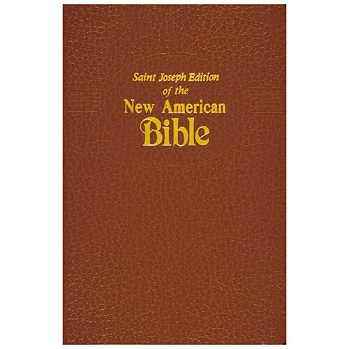 Brown St Joseph New American Bible - Medium Gift Edition (NABRE)