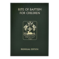Rite of Baptism for Children -Bilingual Edition-