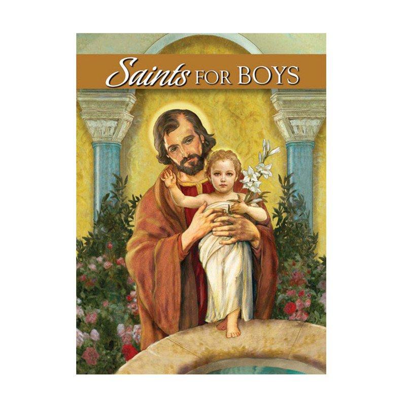 Aquinas Press® Saints For Boys