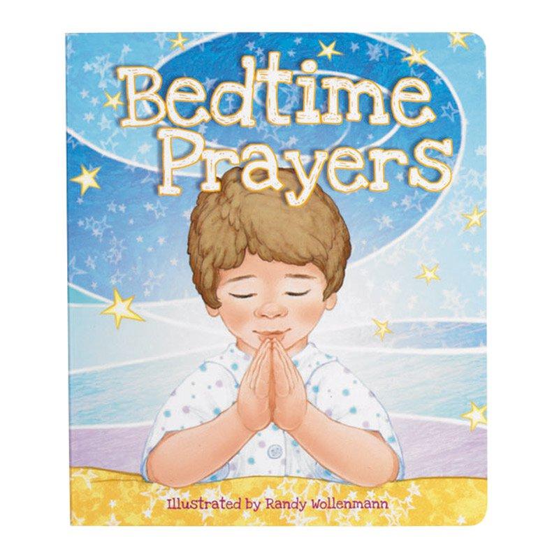 Aquinas Kids® Board Book - Bedtime Prayers