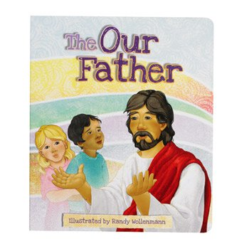 Aquinas Kids® Board Book - The Our Father