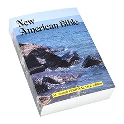 St Joseph New American Bible - Personal Size Study Edition NABRE