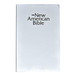 St. Joseph New American Bible NABRE Gift & Award Edition - White