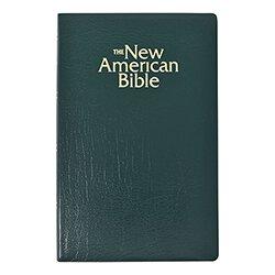 St. Joseph New American Bible NABRE Gift & Award Edition - Green