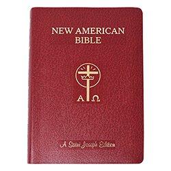 St Joseph New American Bible - Giant Type