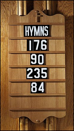 Extra Set of Numerals/Hymns