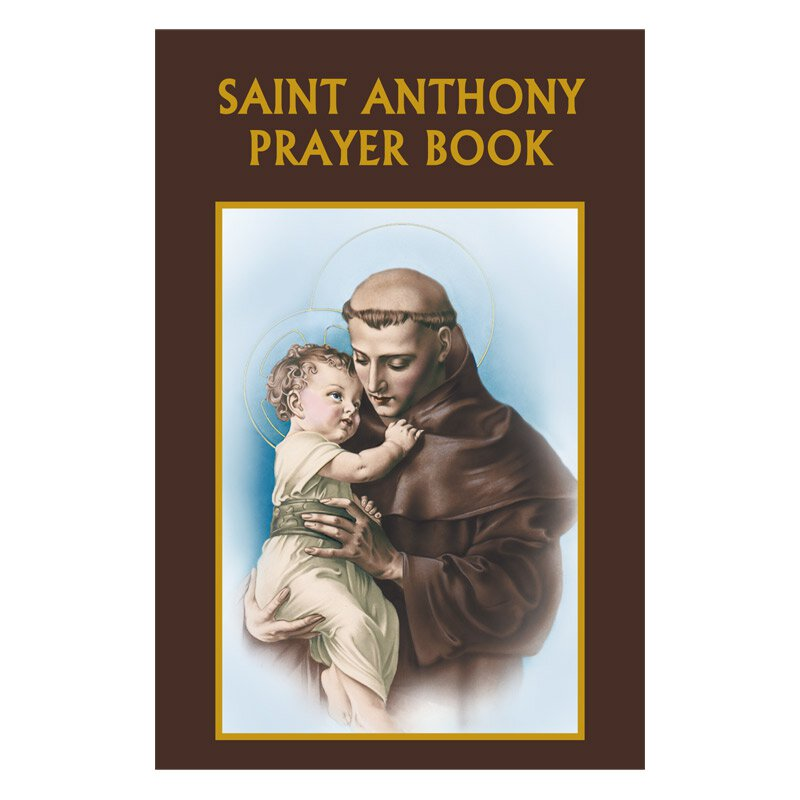 Aquinas Press® Prayer Book - St. Anthony
