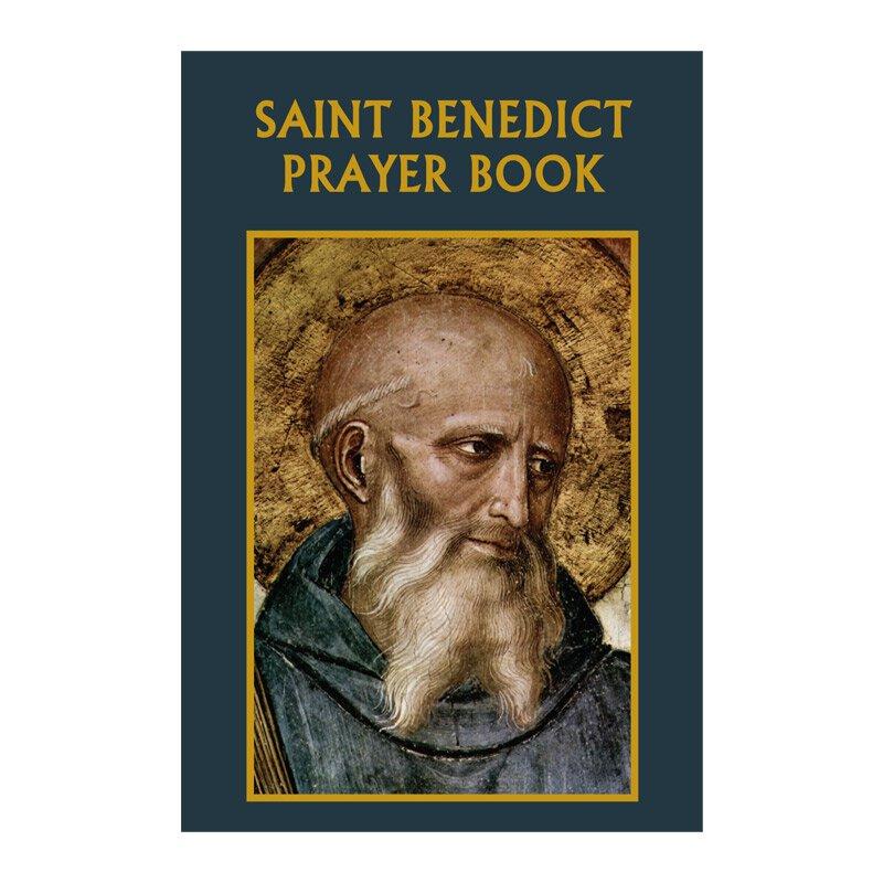 Aquinas Press® Prayer Book - St. Benedict