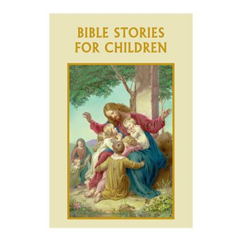 Aquinas Press® Prayer Book - Bible Stories for Children