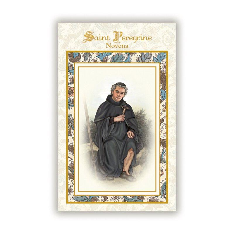 Aquinas Press® Novena Book - St. Peregrine
