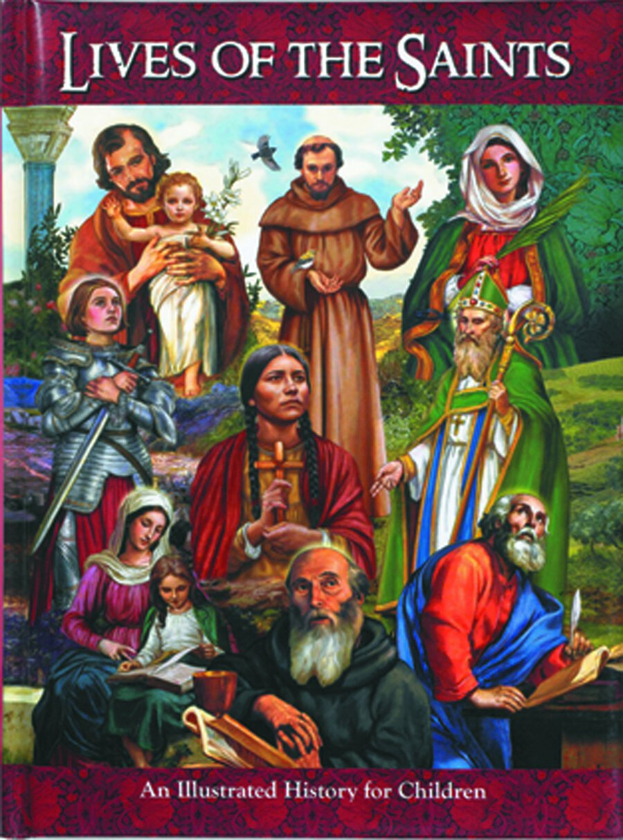 Lives of the Saints for Children - Books