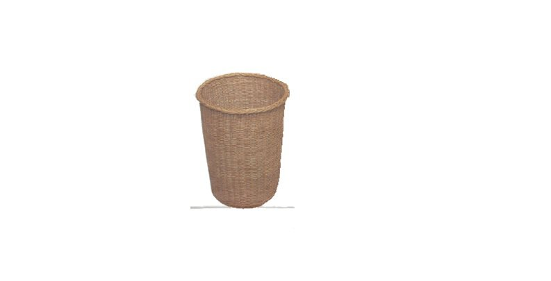 Round Overflow Collection Basket - Unlined