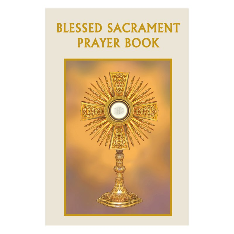 Aquinas Press® Prayer Book - Blessed Sacrament