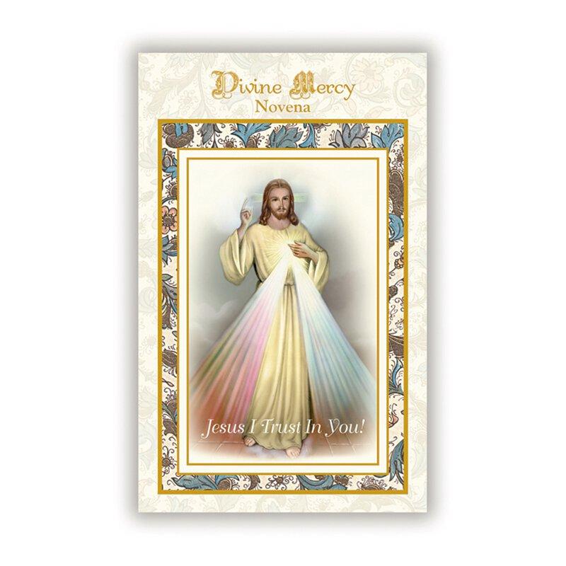 Aquinas Press® Novena Book - Divine Mercy