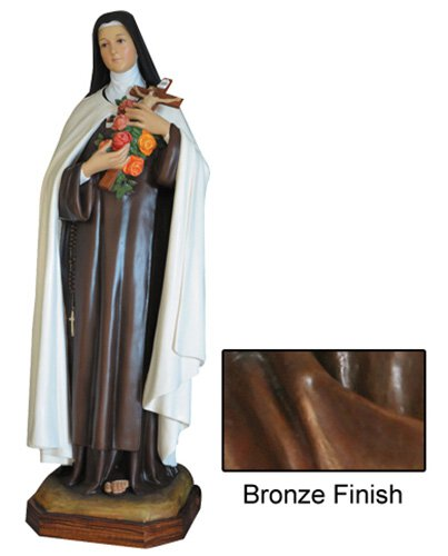 St. Theresa - Bronze