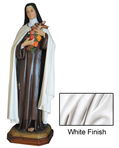 St. Theresa - White