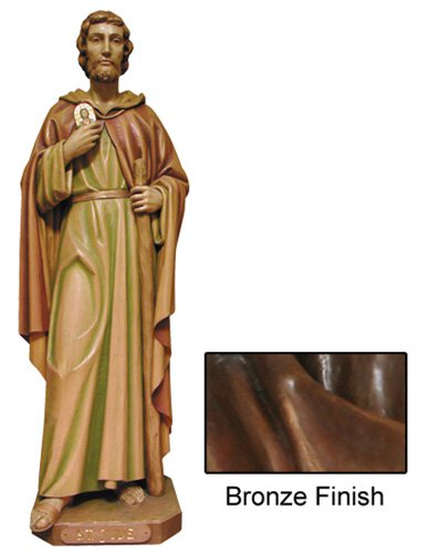 St Jude Statue - Bronze