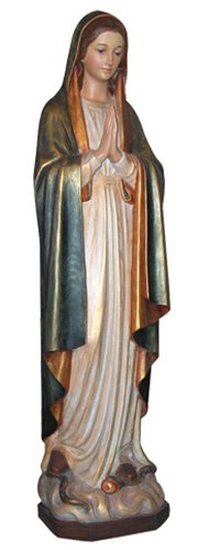 Mary Immaculate Statue - Color